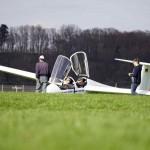 Übungsflüge mit dem Fluglehrer