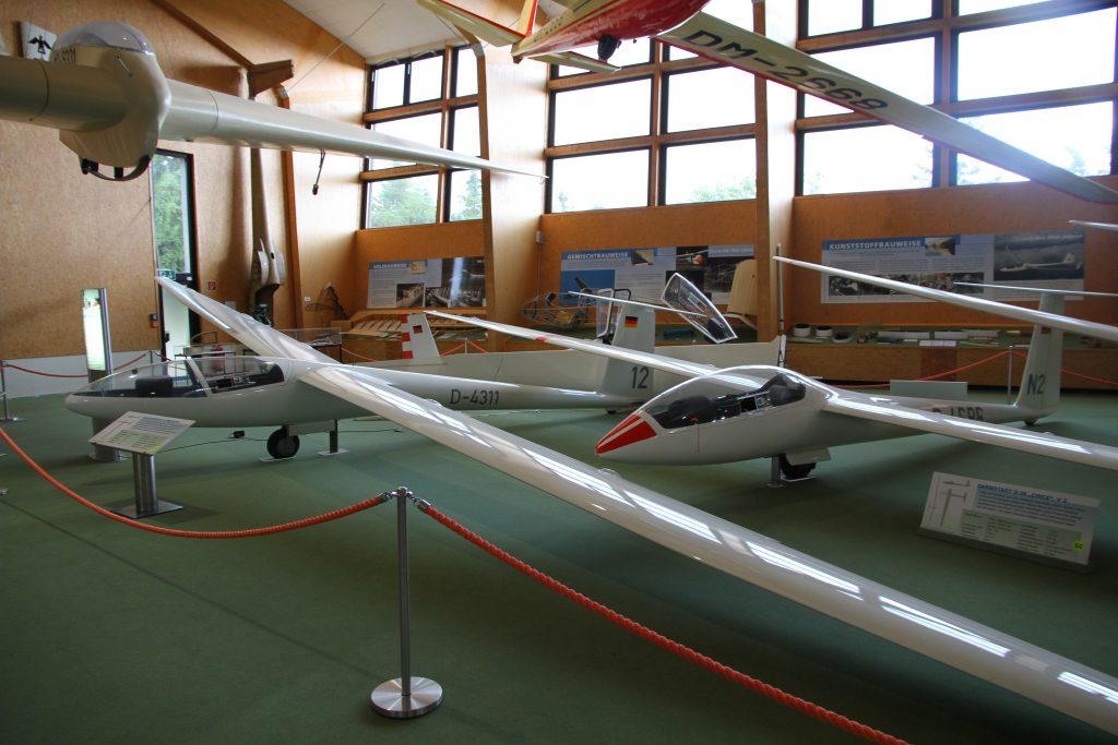 Segelflugzeug AS12 Wasserkuppe