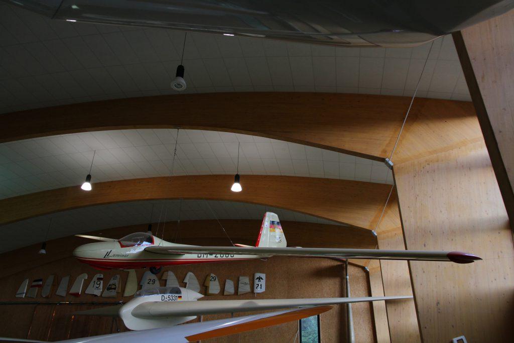 Segelflugzeug Lommatzsch-Libelle Wasserkuppe